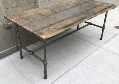 Boston Industrial Table