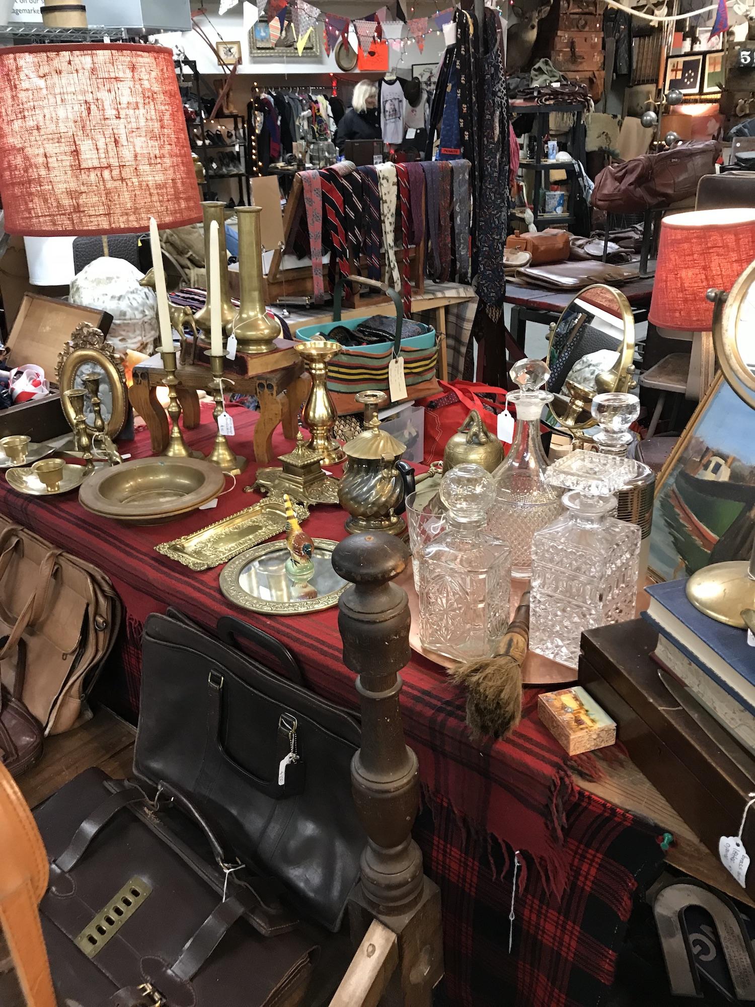 Boston Vintage Decanters
